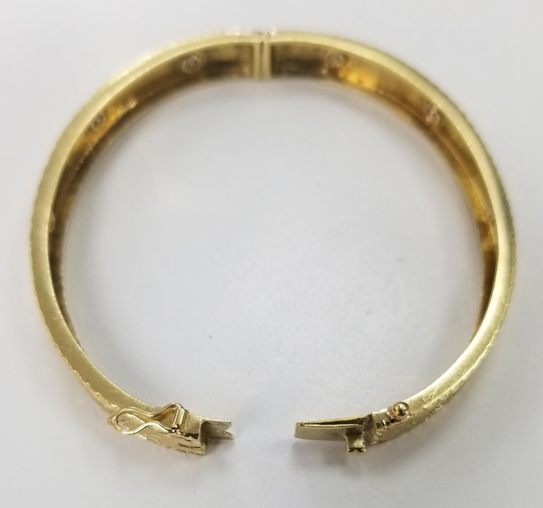 18 Karat Yellow Gold Vintage