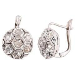 1960s Drop Earrings
