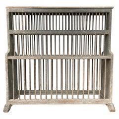18th/19th Century American Pine Dish Drying Rack