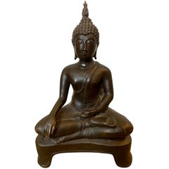 18th-19th Century Buddha in Lotus Position