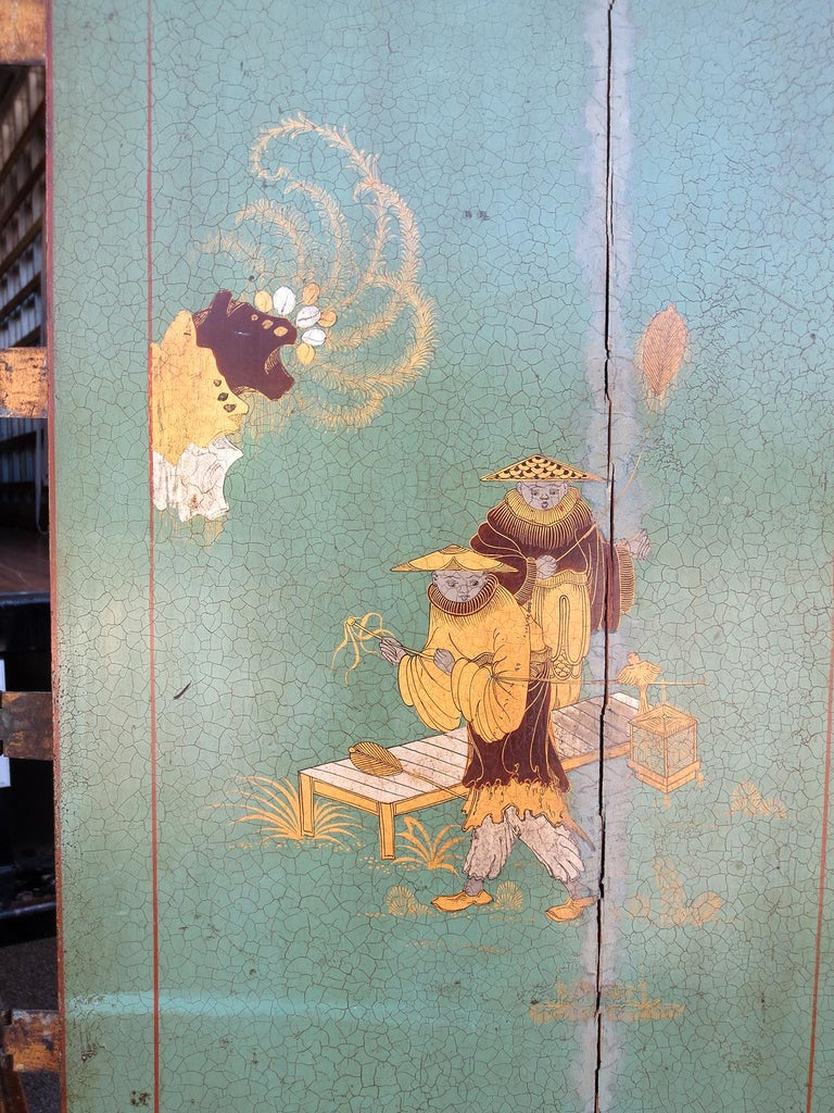 18th-19th Century Chinoiserie Cabinet For Sale 9