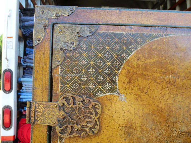 18th-19th Century Chinoiserie Cabinet For Sale 3