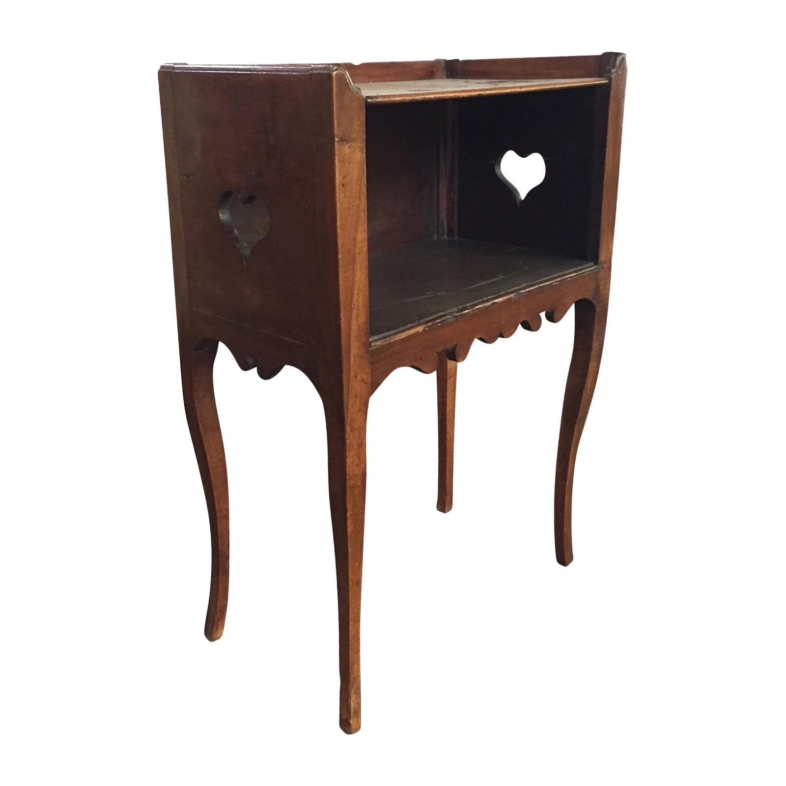 18th-19th Century French Bedside Table