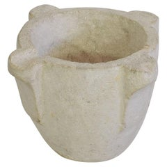 18th-19th Century, French Limestone Mortar