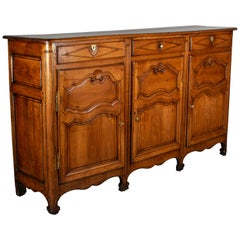 18th Century Country French Enfilade or Sideboard