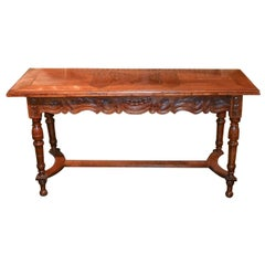 18th Century French Provincial Sofa Table