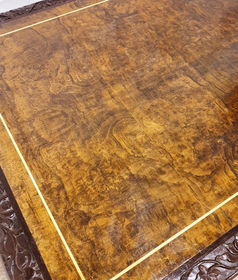 18th Century Indonesian Hand Carved Table For Sale 6
