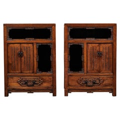 18th Century Pair of Side Cabinets