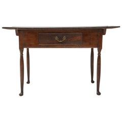 18th Century Pennsylvania Dutch Table with Drawer
