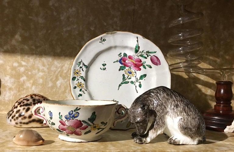 Meissen Porcelain Bear, circa 1740 For Sale 13
