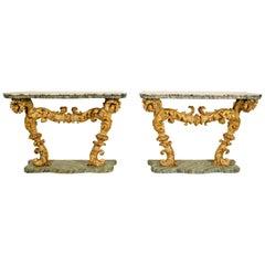 Italian Console Tables