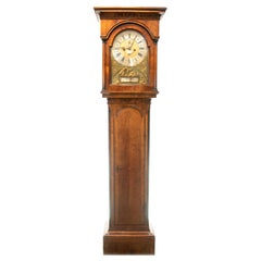 18th Century 8 Day Longcase Clock by William Newman of Norwich