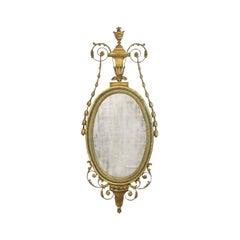 18th Century Adam Mirror