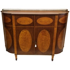 18th Century Adams Satinwood Credenza / Commode