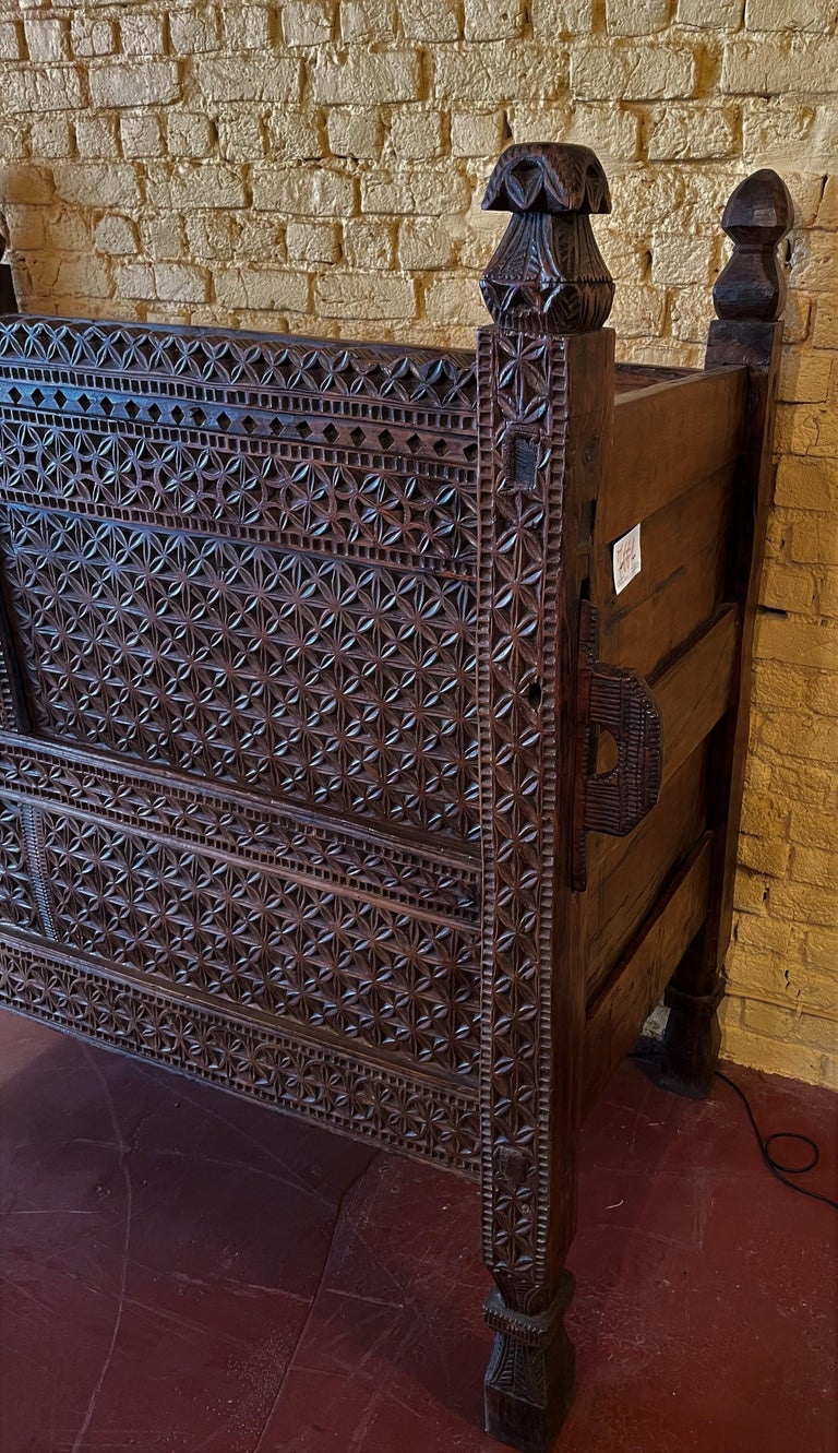18th Century Afghan Chest or Buffet For Sale 1