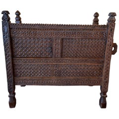 18th Century Afghan Chest or Buffet
