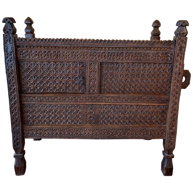 18th Century Afghan Chest or Buffet For Sale
