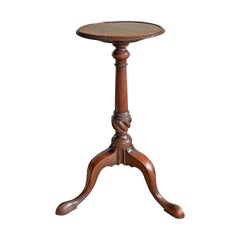 18th Century American Candle Stand