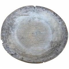 18th Century, American Turned Wood Bowl