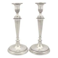 Georgian Serveware, Ceramics, Silver and Glass