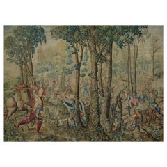 18th Century Antique Tapestry from Royal Manufacture of Gobelins
