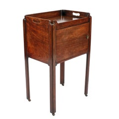 18th Century Bedside Cabinet
