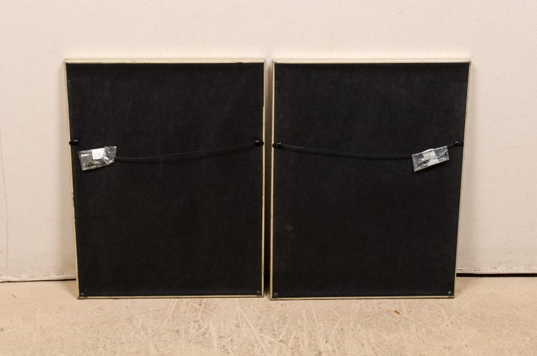 18th Century Bernard Direx Geometric Renderings in Frames For Sale 5