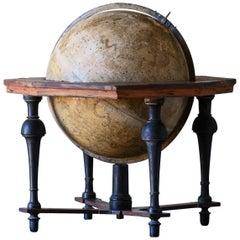 18th Century Celestial Globe