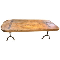 18th Century Cheese Board, Coffee Table