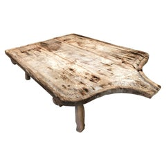 18th Century Cheese Making Board Table