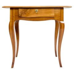 18th Century Cherrywood Louis XV Side Table