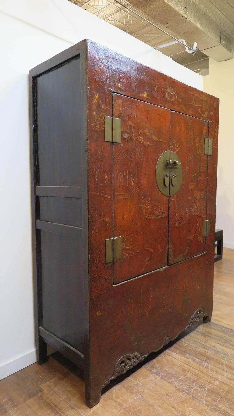 18th Century Chinese Cabinet For Sale 1