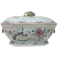 18th Century Chinese Export Tureen