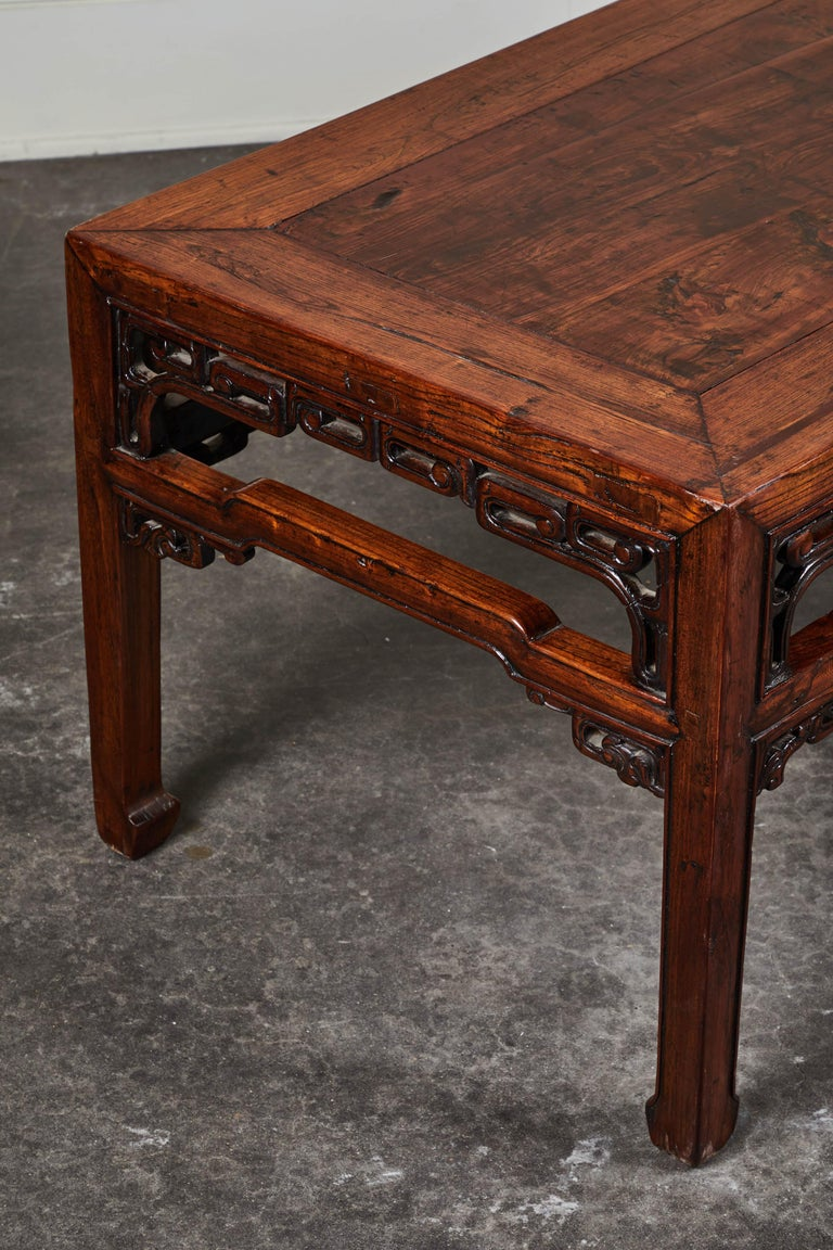 Ming 18th Century Chinese Kang Table For Sale