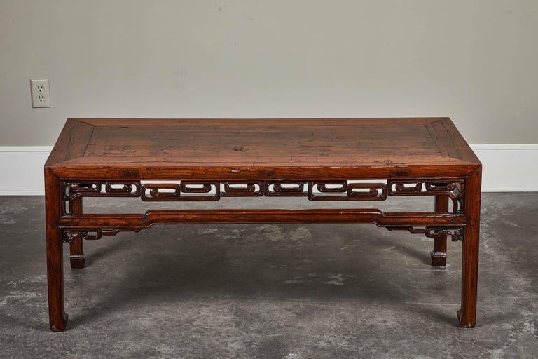 18th Century and Earlier 18th Century Chinese Kang Table For Sale