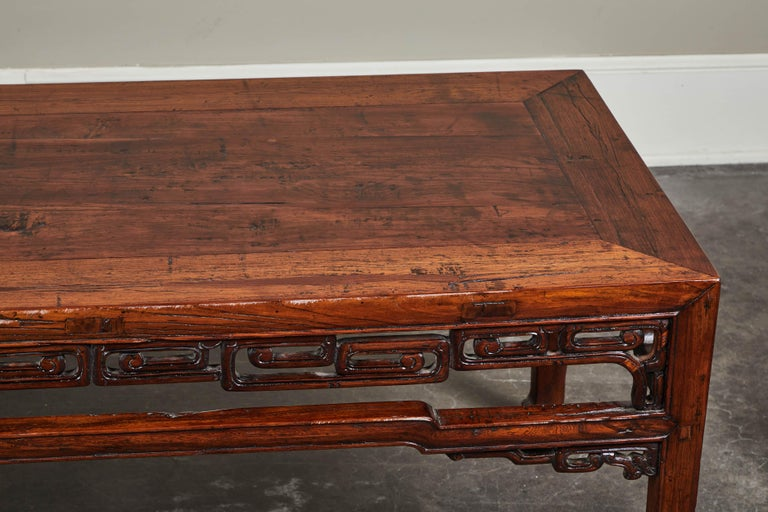 18th Century Chinese Kang Table For Sale 1