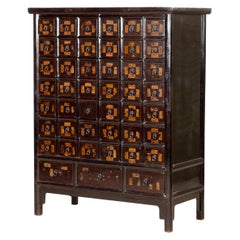 18th Century Chinese Medicine Chest