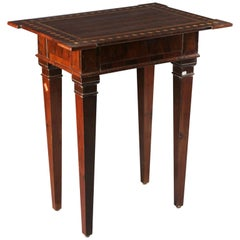 18th Century Classicism Side Table