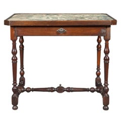 18th Century Continental Baroque Side Table