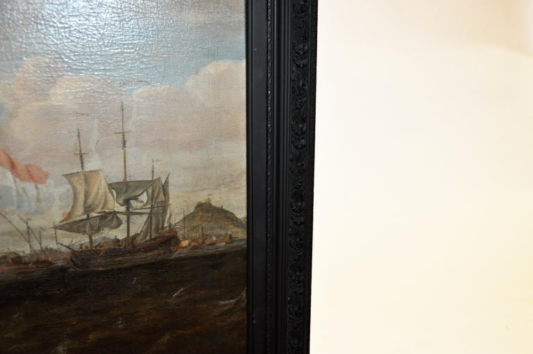 18th Century Continental Europe Painting For Sale 7