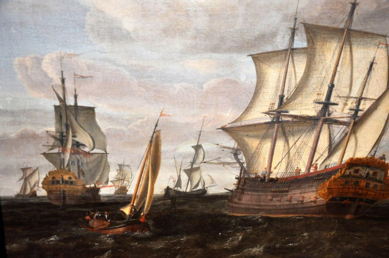 18th Century Continental Europe Painting For Sale 10