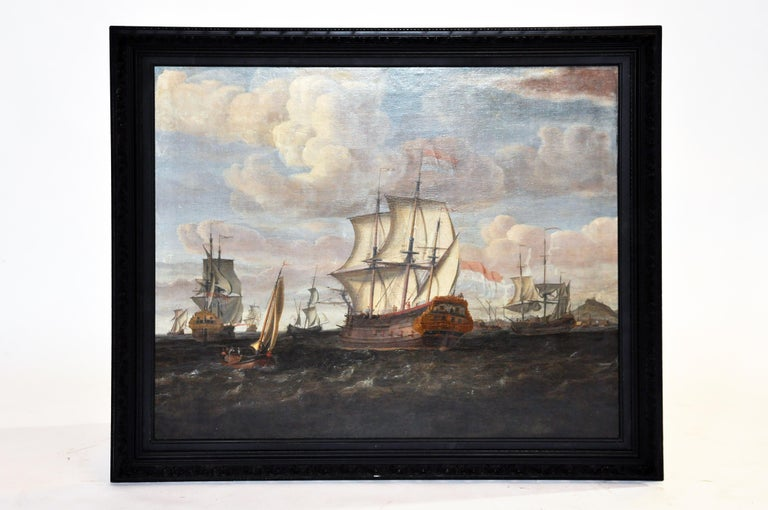 18th Century Continental Europe Painting For Sale 14