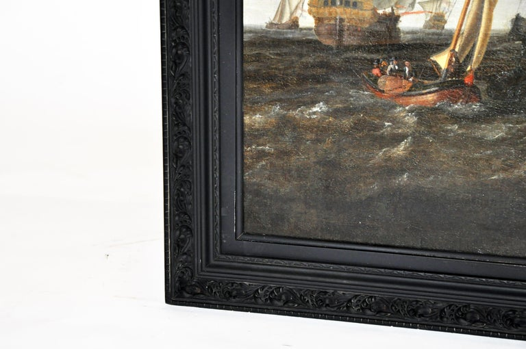 18th Century Continental Europe Painting For Sale 2