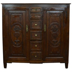 18th Century Country French Cabinet