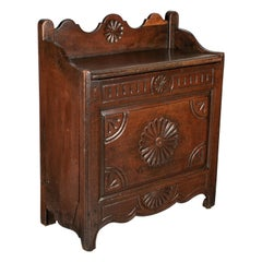 18th Century Country French Coffer or Storage Bin