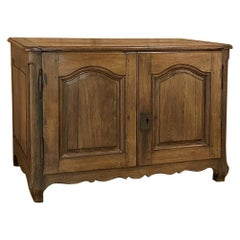 18th Century Country French Low Buffet, Credenza