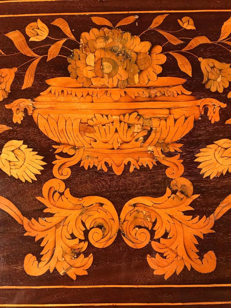 18th Century Dutch Card Table For Sale 3
