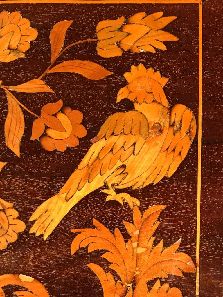 18th Century Dutch Card Table For Sale 4