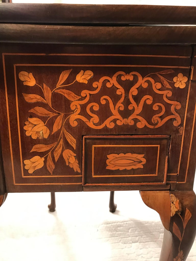 18th Century Dutch Card Table For Sale 7
