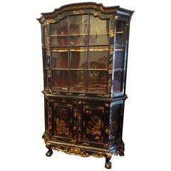18th Century Dutch Chinoiserie Cabinet